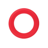 Adonis Caesar Silicone Ring - Red