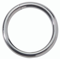 "1.75"" Nickel Cock Ring"