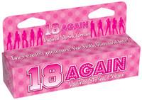 18 Again - Vaginal Shrink Cream
