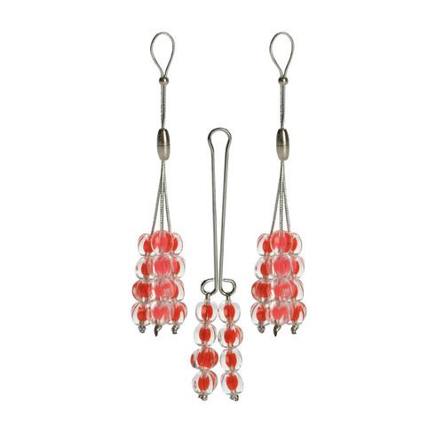 Nipple & Clitoral Jewelry - Ruby