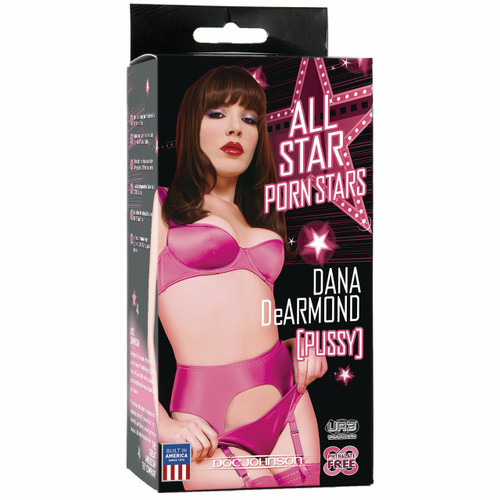 All Star Porn Stars Ur3 Pocket Pal - Dana Dearmond