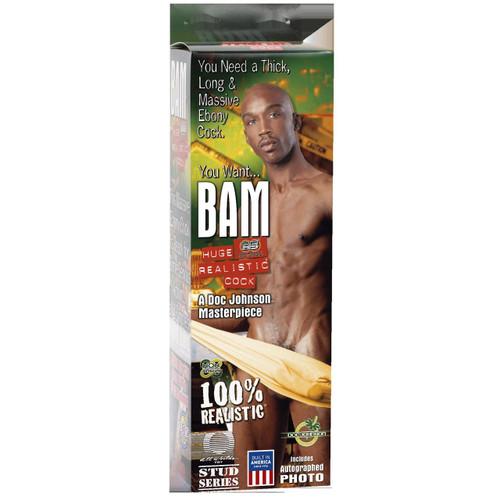 Bam Realistic Cock