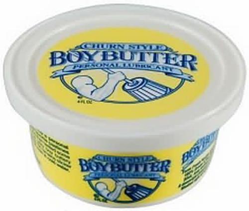 Boy Butter - 8 oz Tub