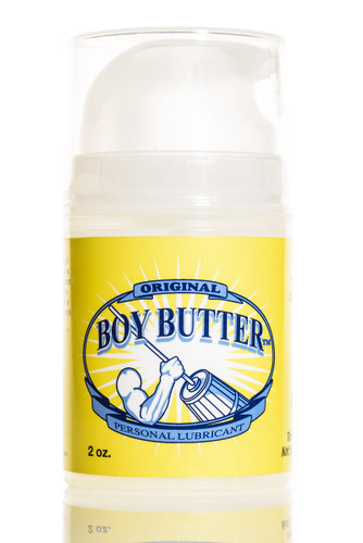 Boy Butter Ez Pump Lubricant - 2 oz