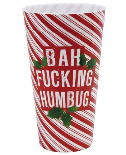 Bah F*cking Humbug Cup