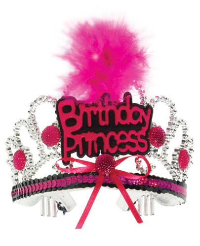 Birthday Princess Sexy Tiara