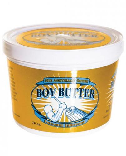 Boy Butter Gold - 16 oz Tub