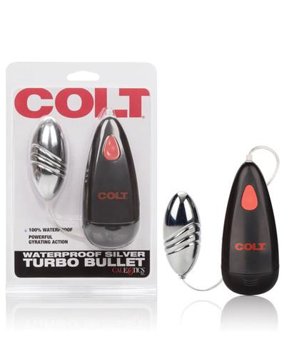 Colt Turbo Bullet Waterproof - Silver