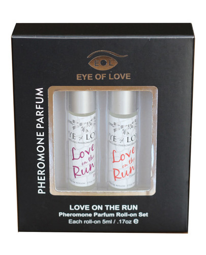Eye Of Love Female To Female Pheromone Roll On Set - Set Of 2