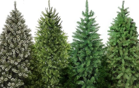Christmas Trees Images.Artificial Pre Lit Unlit Christmas Trees Residential