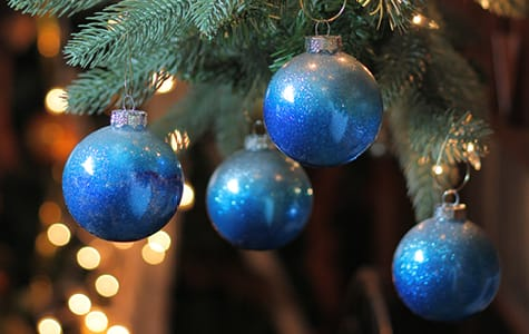 Christmas Bulbs.Decorative Christmas Shatterproof Glass Ball Ornaments