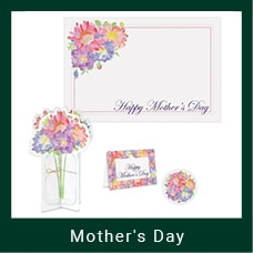 Mother's Day Cards & Decorations