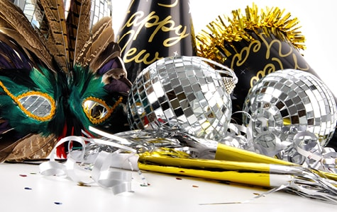 New Year's Eve Party Decorations & Supplies