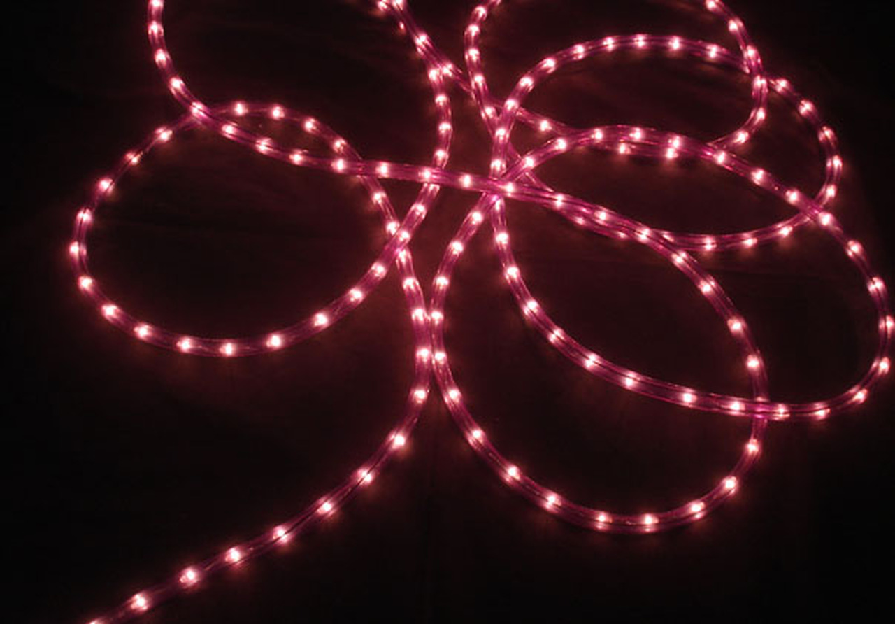 100 purple commercial length christmas rope light on a spool 100 purple commercial length christmas rope light on a spool 6452191 aloadofball Choice Image