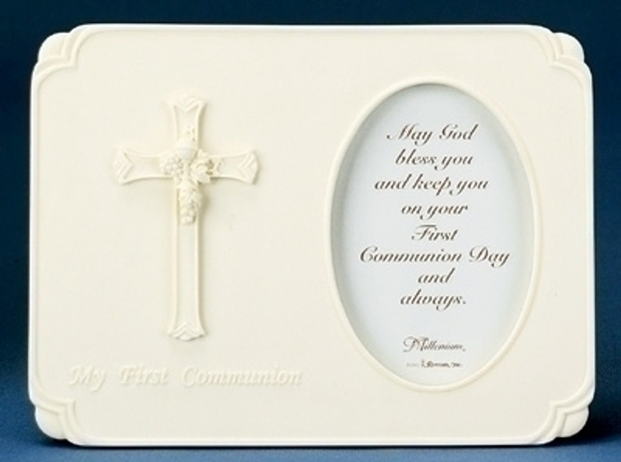Pack of 12 Millenium Collection First Communion Photo Frames 3.5\