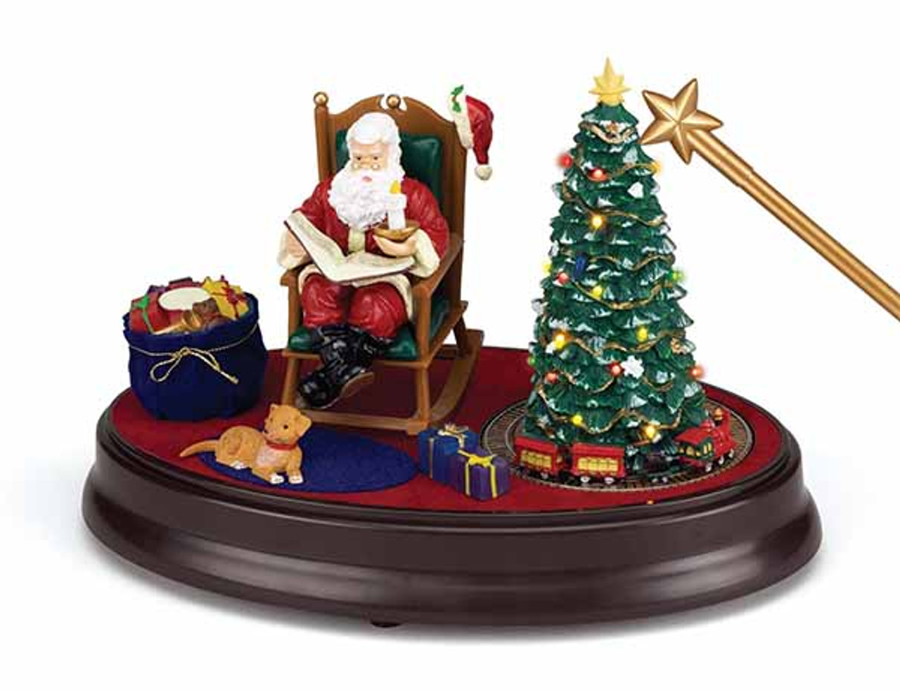 mr christmas magical night before christmas musical table top decoration 79705 30882808 - Night Before Christmas Decorations
