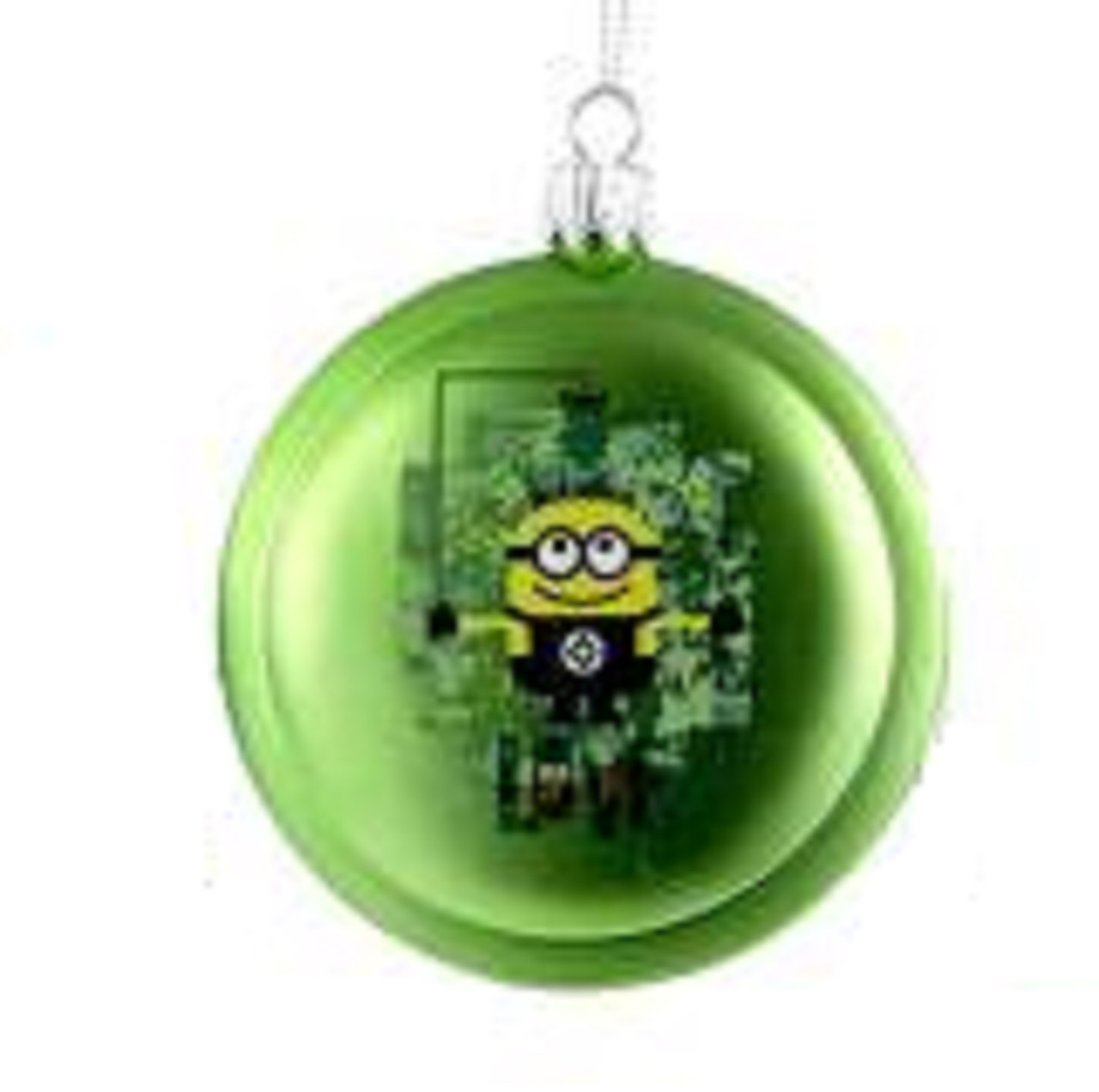 35 despicable me lime green minions love disc christmas 35 despicable me lime green minions love disc christmas ornament 31803689 biocorpaavc Image collections