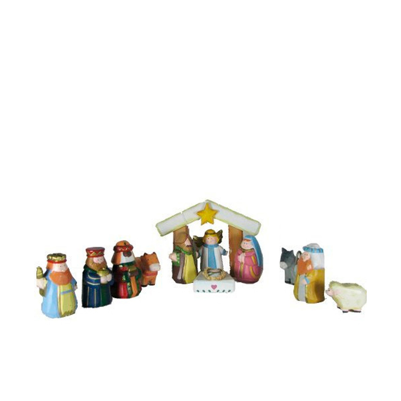 Wood nativity wall hanging christmas tree carved wood etsy