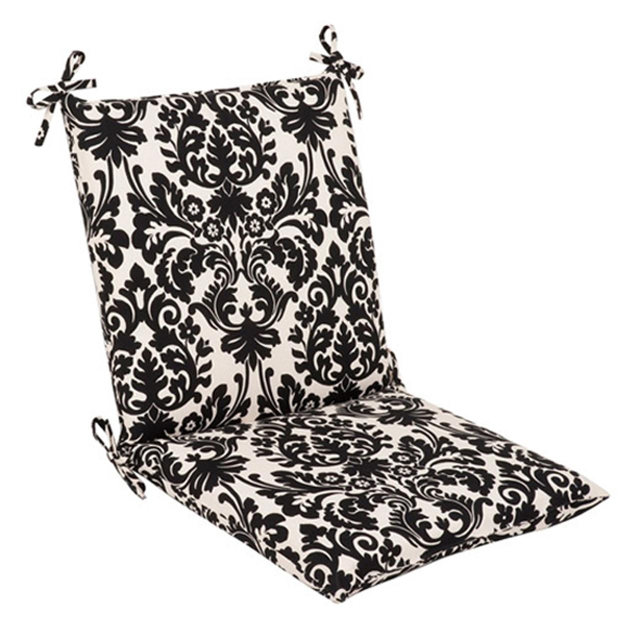 Outdoor Patio Furniture High Back Chair Cushion - Dramatic ...