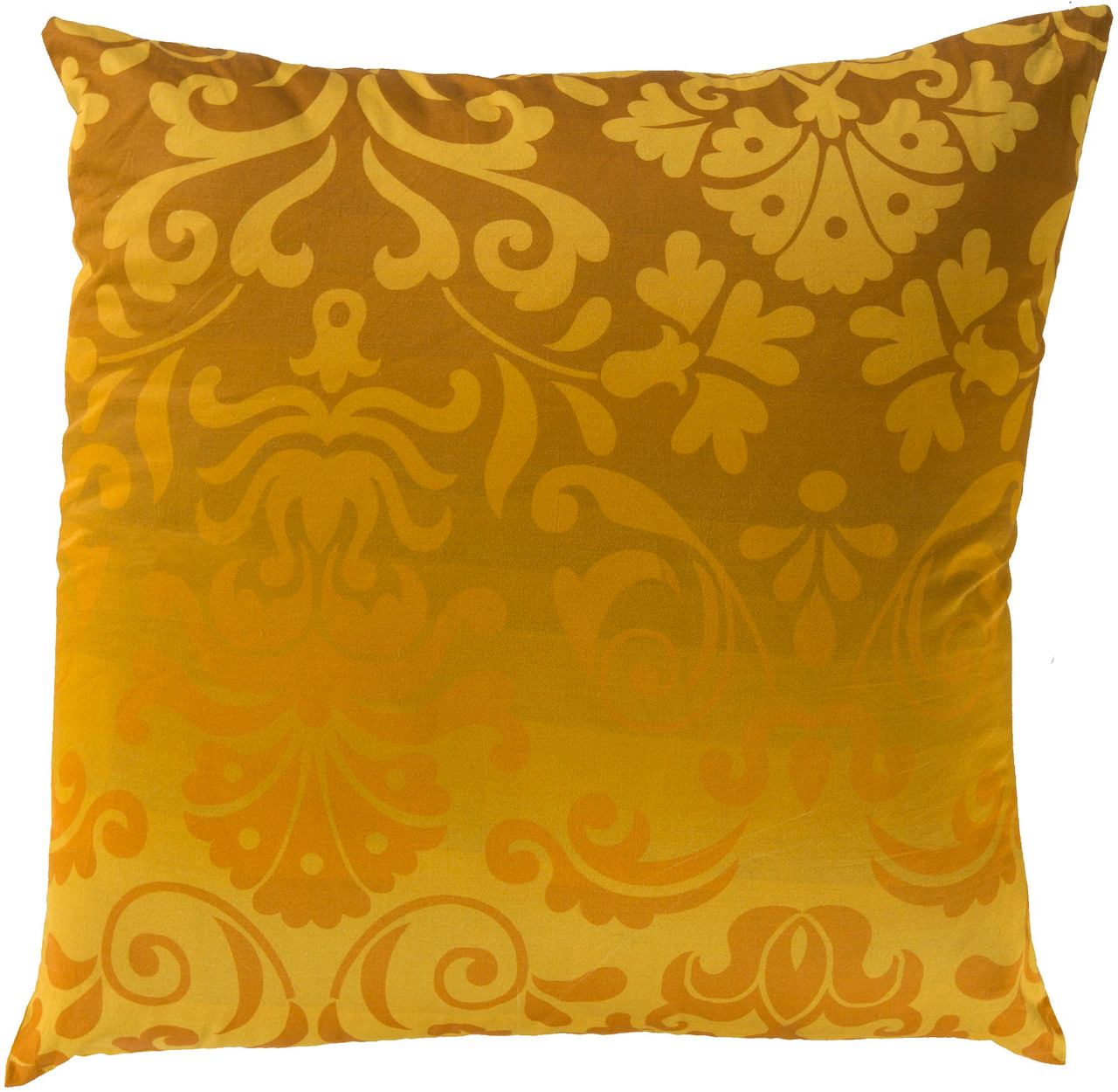 Honey Gold Throw Pillow : 18