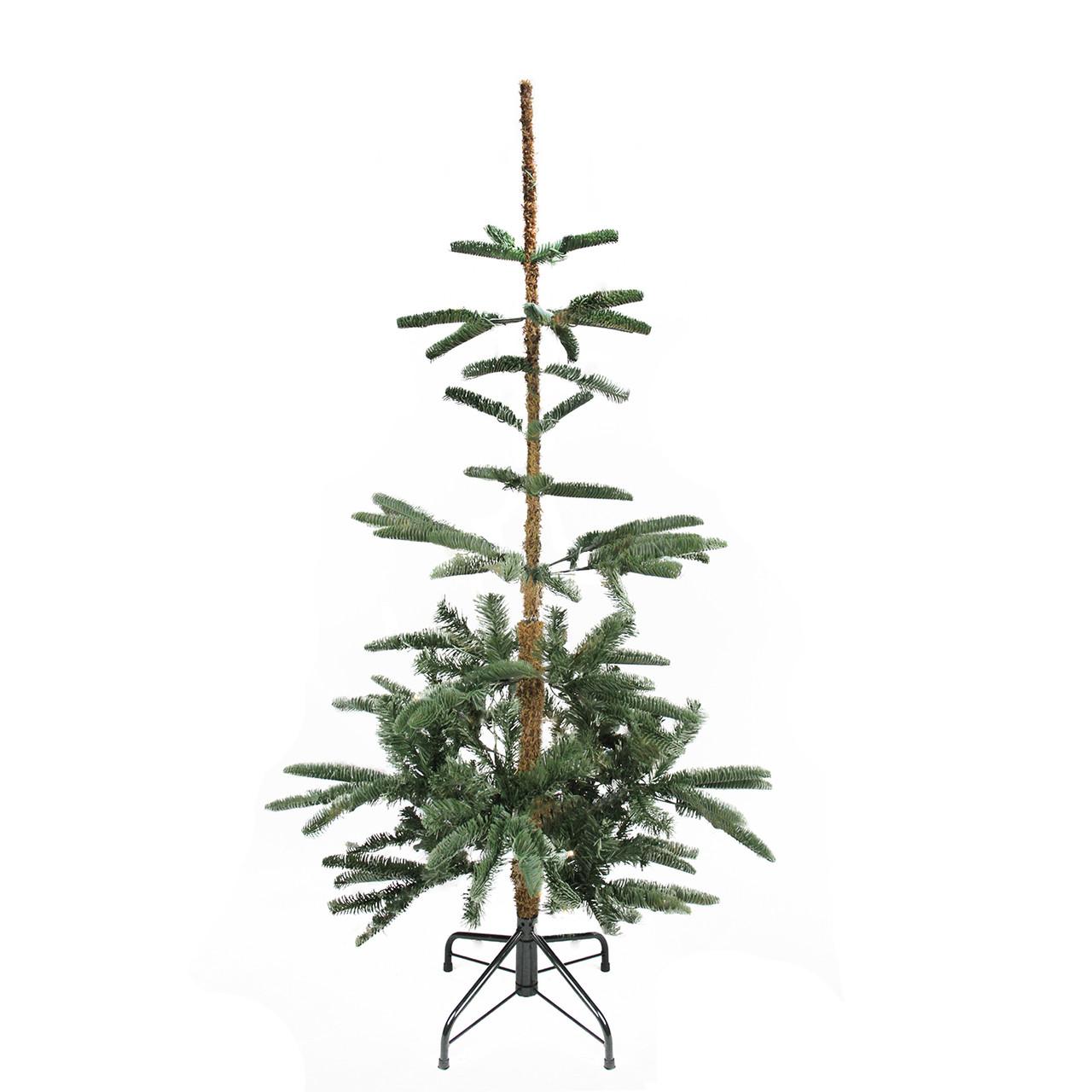 4.5\' Noble Fir Layered Artificial Christmas Tree - Unlit   Christmas ...