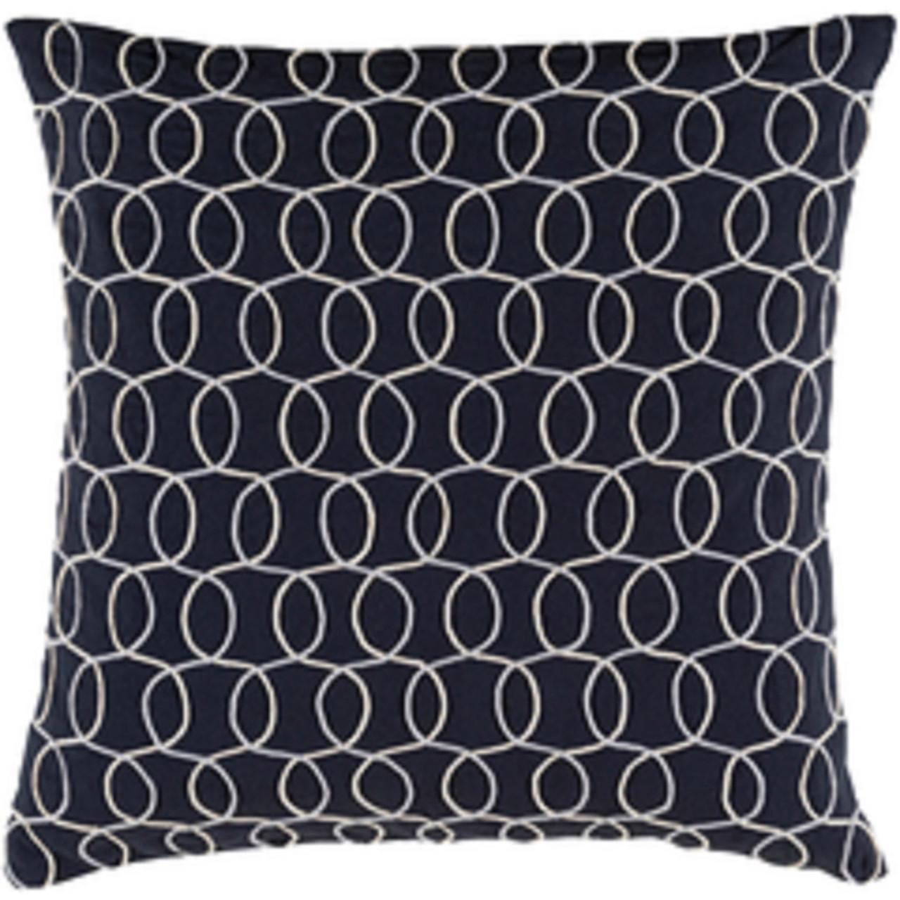 Black Down Throw Pillows : 20