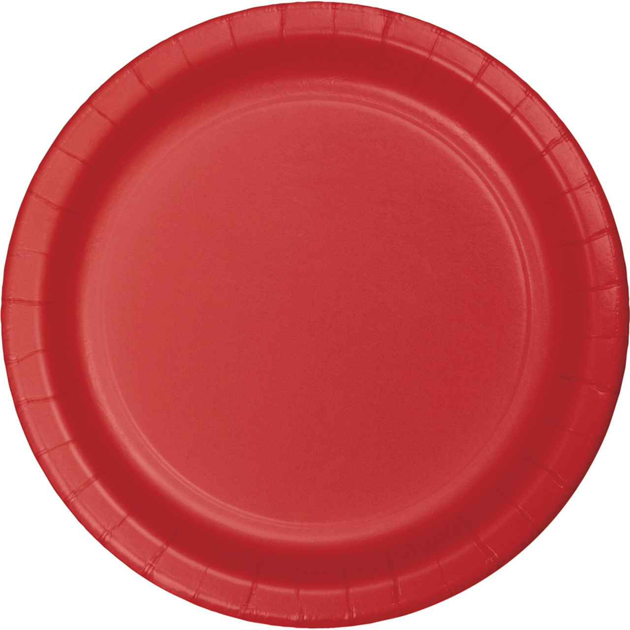 Club Pack of 240 Classic Red Disposable Paper Party Banquet Dinner Plates 9\  - 31381142  sc 1 st  Christmas Central & Club Pack of 240 Classic Red Disposable Paper Party Banquet Dinner ...