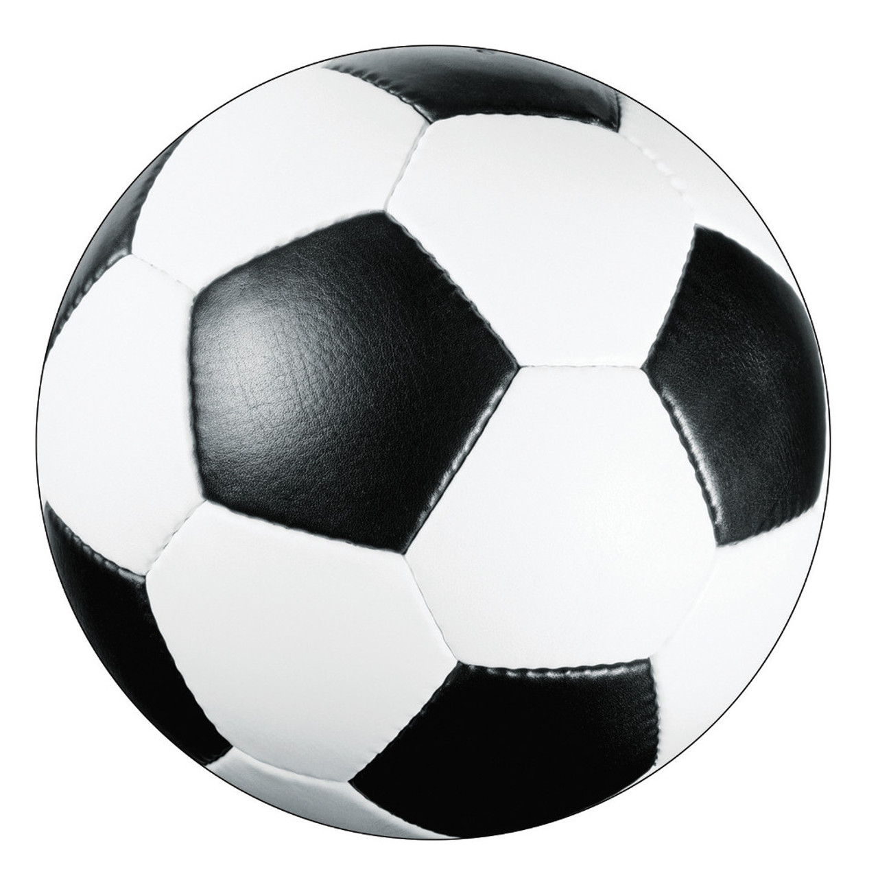 Club Pack of 48 Sports Fanatic- Soccer Ball Paper Birthday Party ...