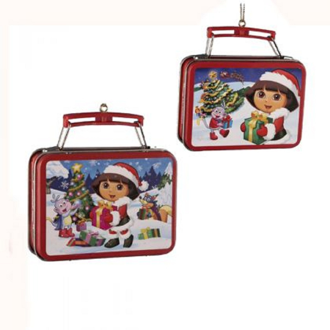 Pack of 24 Assorted Dora the Explorer Mini Lunch Box Christmas