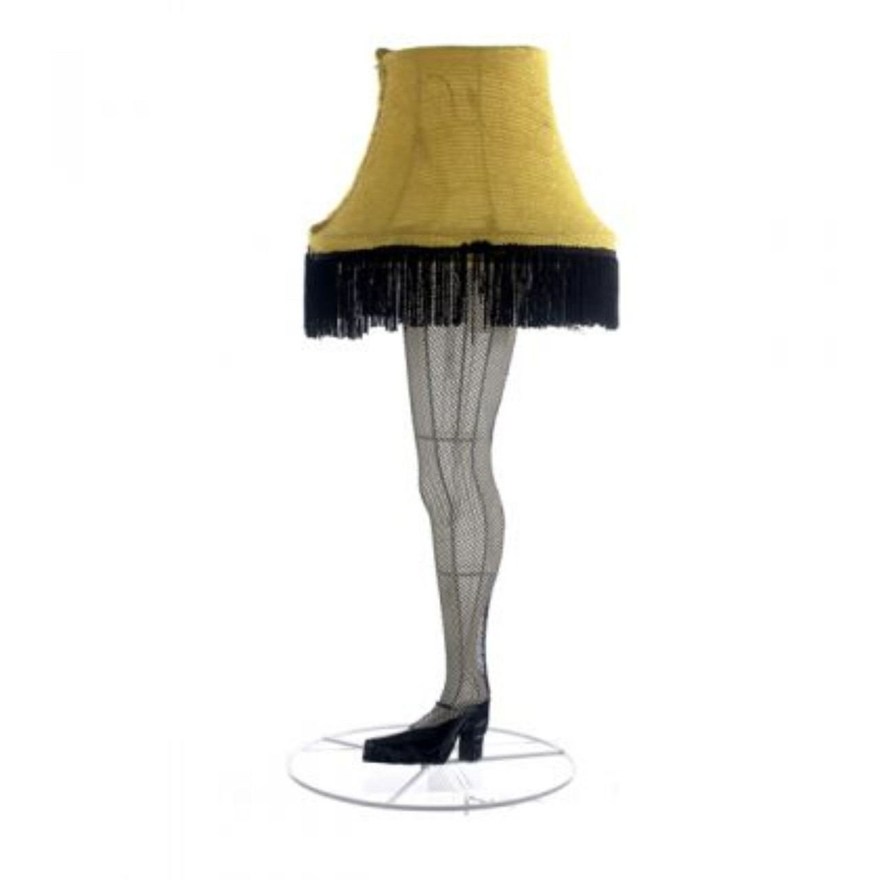 A Christmas Story  D Leg Lamp Lighted Yard Art Christmas Decoration