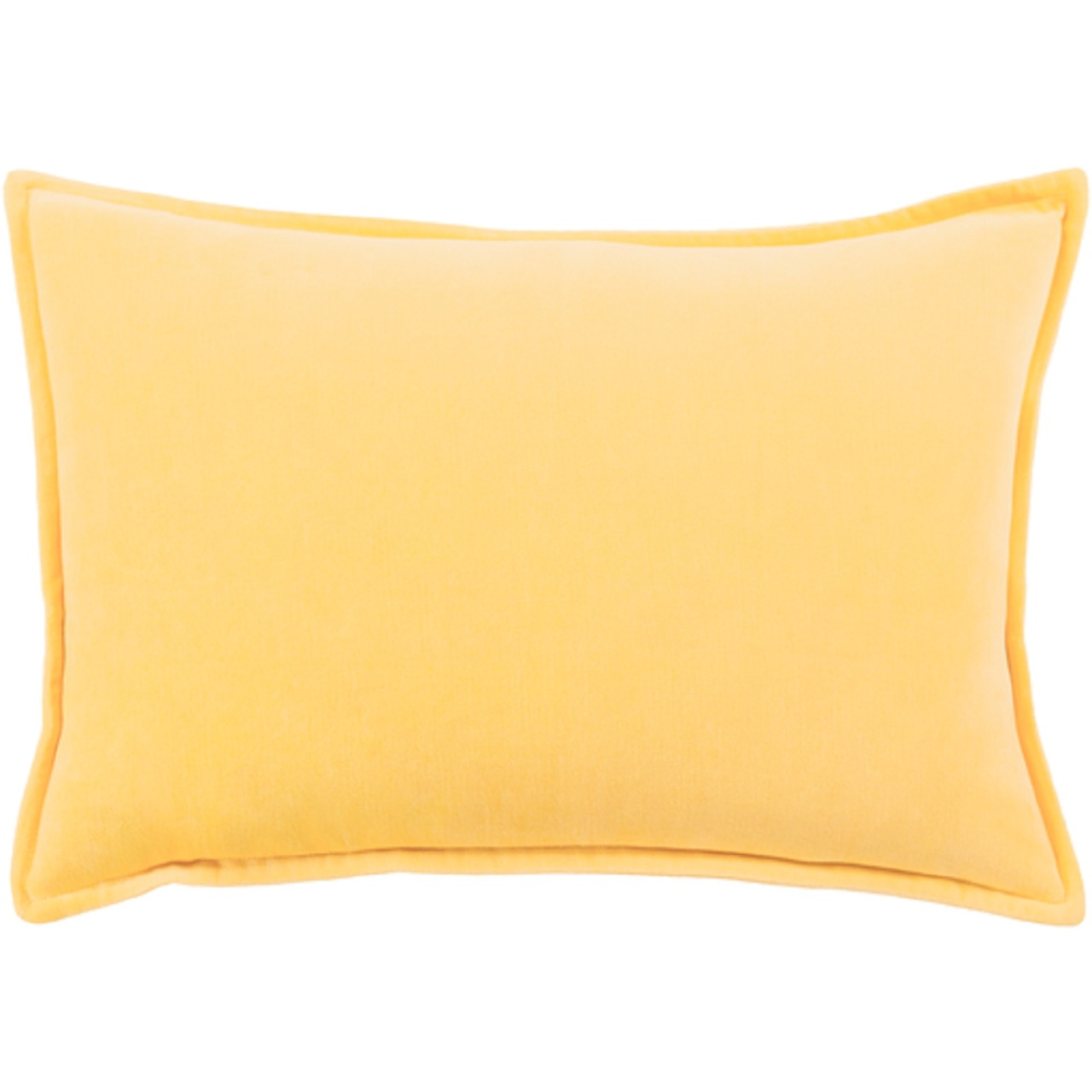 Goldenrod Throw Pillow : 13? x 19