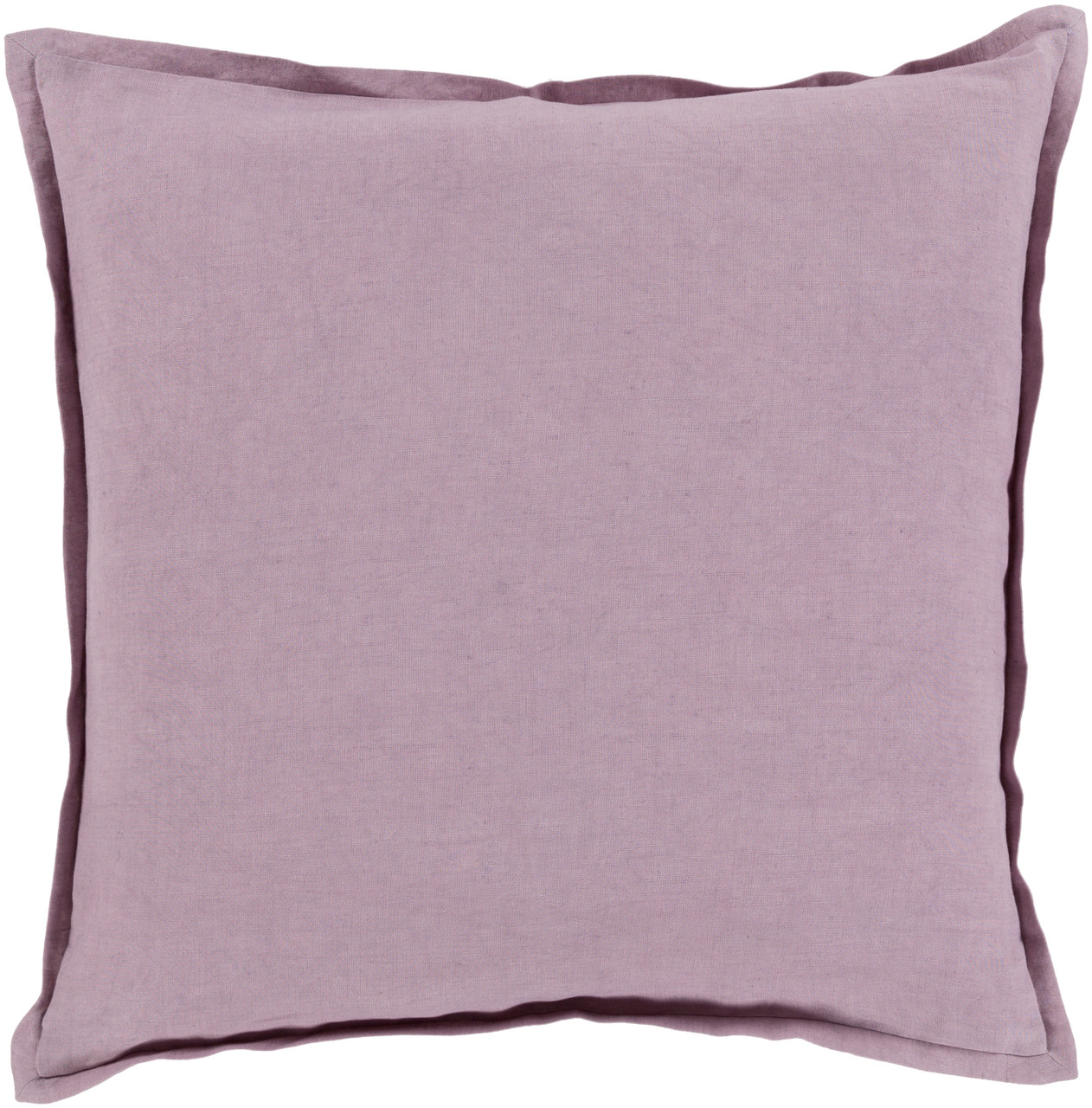 Solid Purple Decorative Pillows : 20? Solid Elegance Lavender Lipstick Purple Decorative Square Throw Pillow Christmas Central
