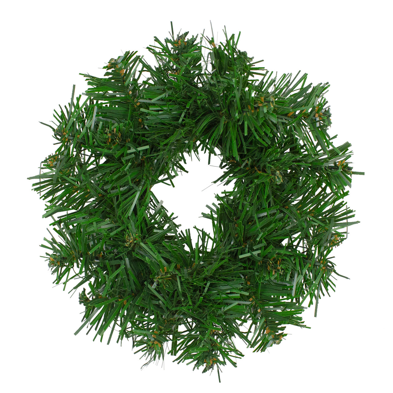 6 deluxe windsor pine artificial christmas wreath unlit christmas central