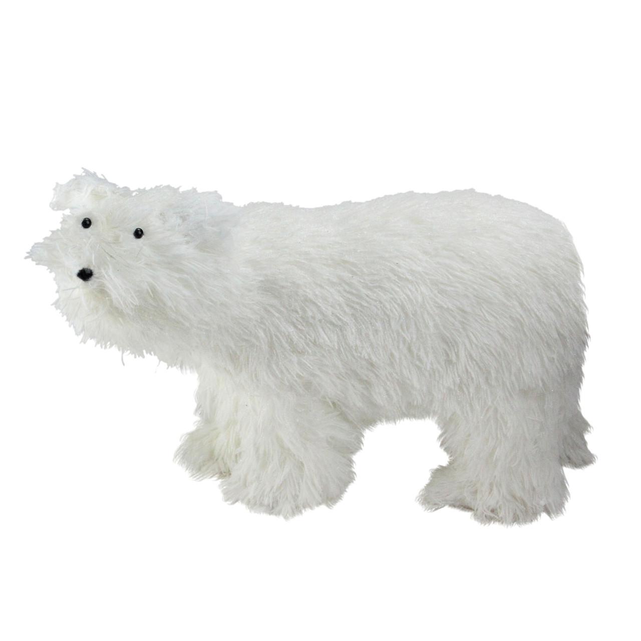 17 white standing polar bear christmas figure decoration 32638093