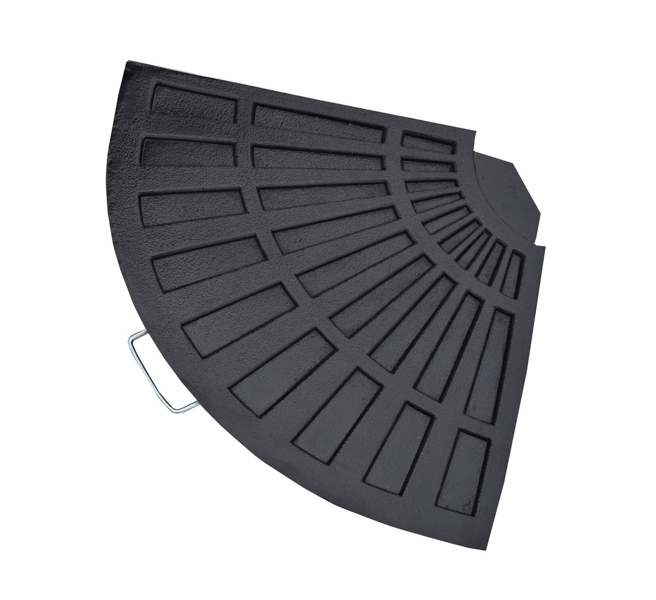 Bon 40 Lbs Black Rust Free Fan Base Weight For Patio Umbrella Stands   32732234