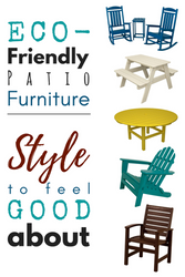 Eco-Friendly Patio Furniture: Style to Feel Good About - Christmas ...