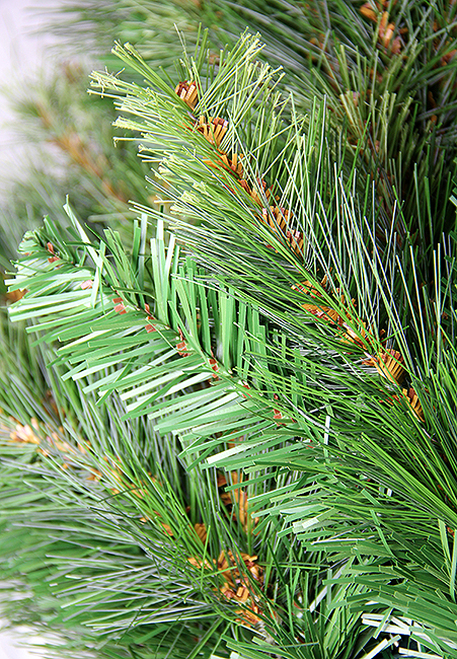 7.5u0027 Pre Lit Jack Pine Slim Artificial Christmas Tree   Clear LED Lights    30837822