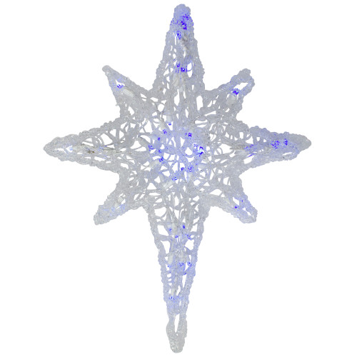 Hofert products christmas central 24 led lighted color changing hanging star of bethlehem christmas decoration 21326406 aloadofball Choice Image