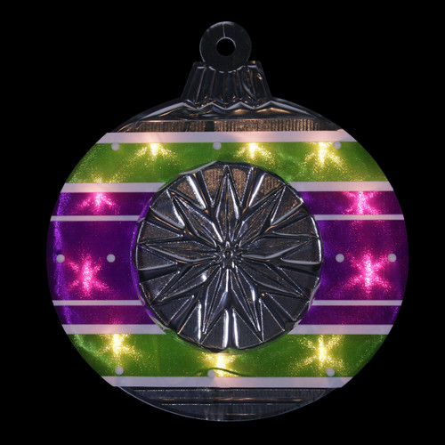 15 5 lighted shimmering purple green white silver for 30 lighted nativity christmas window silhouette decoration