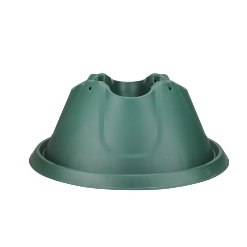 Heavy Duty Green Easy Watering Christmas Tree Stand