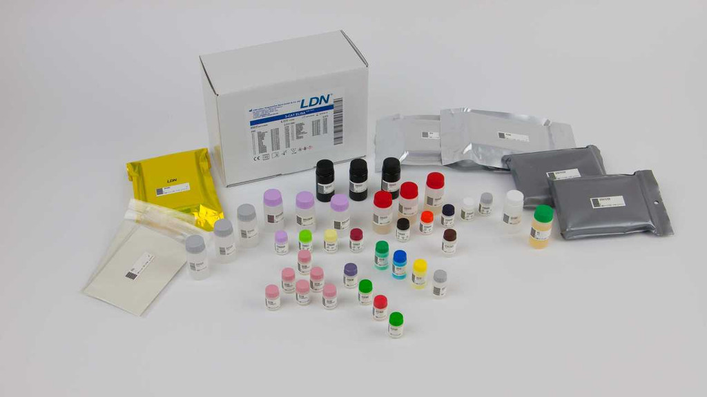 3-CAT ELISA Fast Track Kit from Rocky Mountain Diagnosics and LDN