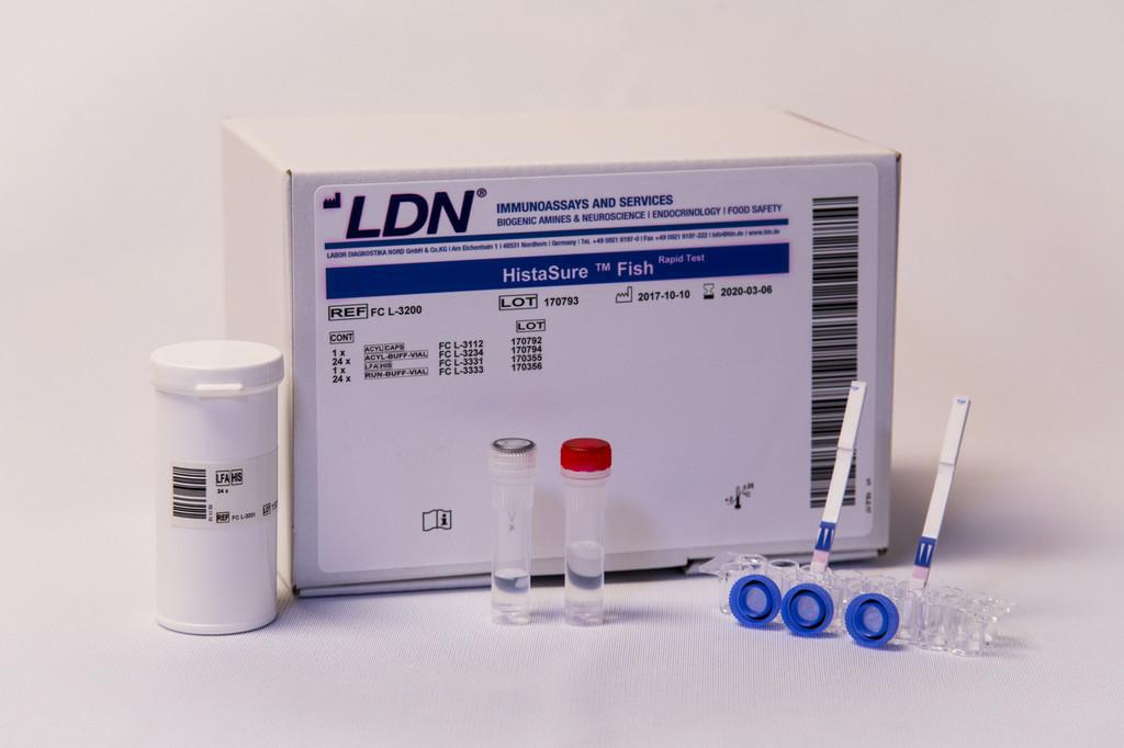 HistaSure™ Fish Rapid Test