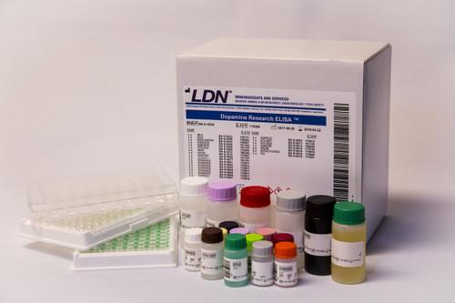 Dopamine Research ELISA Kit by Rocky Mountain Diagnostics