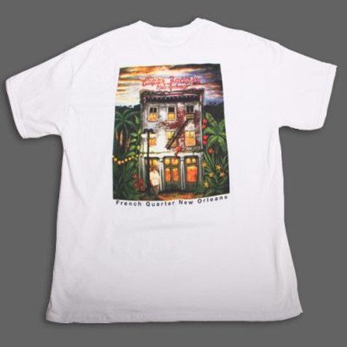 Cigar Factory Shirt (White)