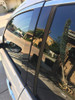 Toyota Sequoia 2001-2007 Glossy Black Pillar Posts Trim 6PCS