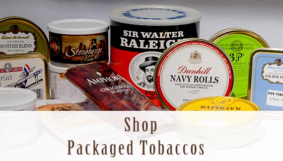 Packaged Tobaccos