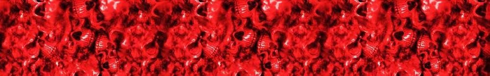 FLO-Reaper Skull Camo