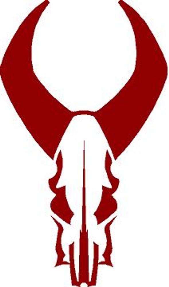 Badlands-head logo 75