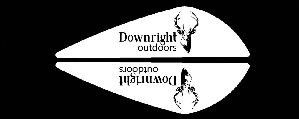 Vane Decal-Downright Outdoors-1