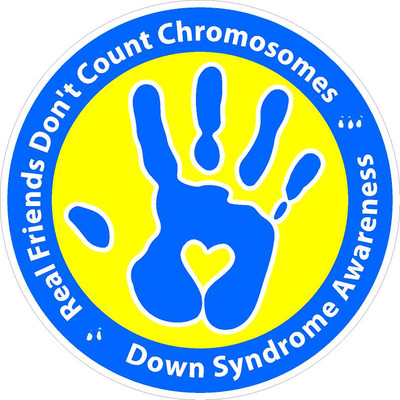 Down Syndrome-2017-4 decal